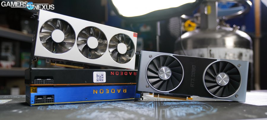 AMD Radeon VII Review: Rushed to Launch (& Pad vs. Paste Test)
