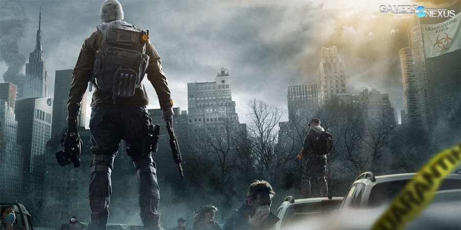Ubisoft's The Division to Enter Open Beta, Featuring MMOFPS Gameplay