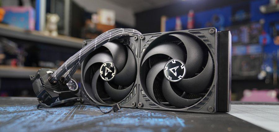 Arctic Liquid Freezer II Cooler Review: New Best-Performer for CPU & VRM Thermals
