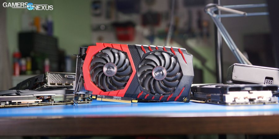 MSI RX 580 Gaming X Review vs. GTX 1060 SSC – Power, FPS, Thermals