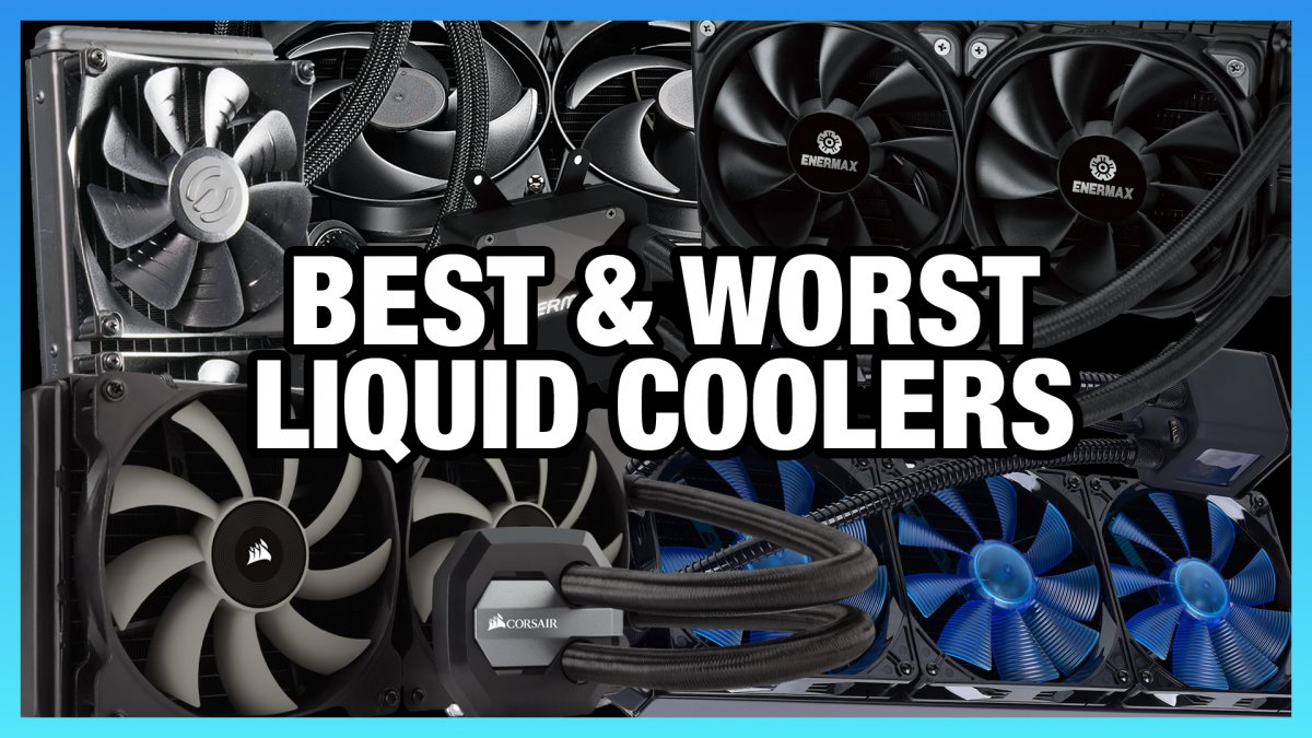 The Best Liquid Coolers of 2017 (CPU Cooler Round-Up)