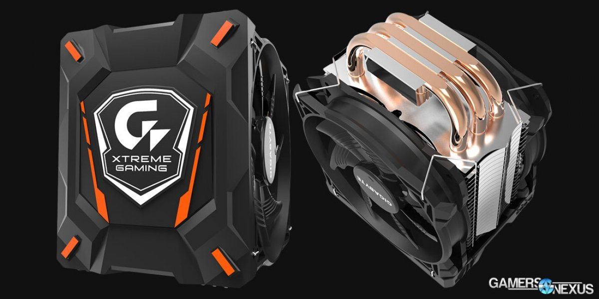 Gigabyte XTC700 CPU Cooler Announced