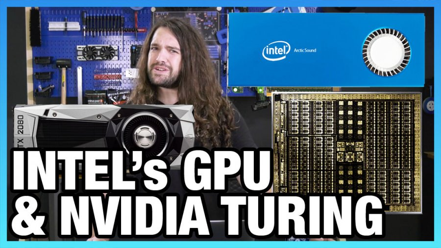 HW News - NVIDIA Turing RTX Gaming GPUs, Intel Video Cards, & X599