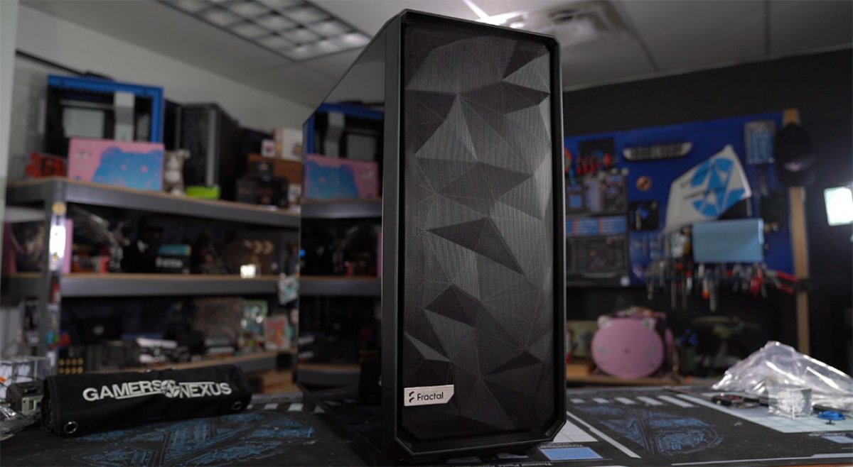 "Fractal Meshify 2 XL Large Case Review: ""E-ATX"" / SSI-EEB Enclosure"