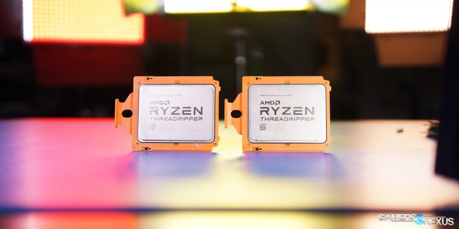 AMD Threadripper on Liquid Nitrogen (Interview)