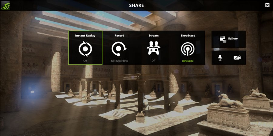 GeForce Experience Streaming & Sharing Tech Enters Beta