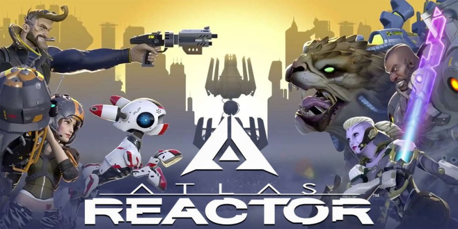 Atlas Reactor Preview - Trion's Latest Title is Worth a Look