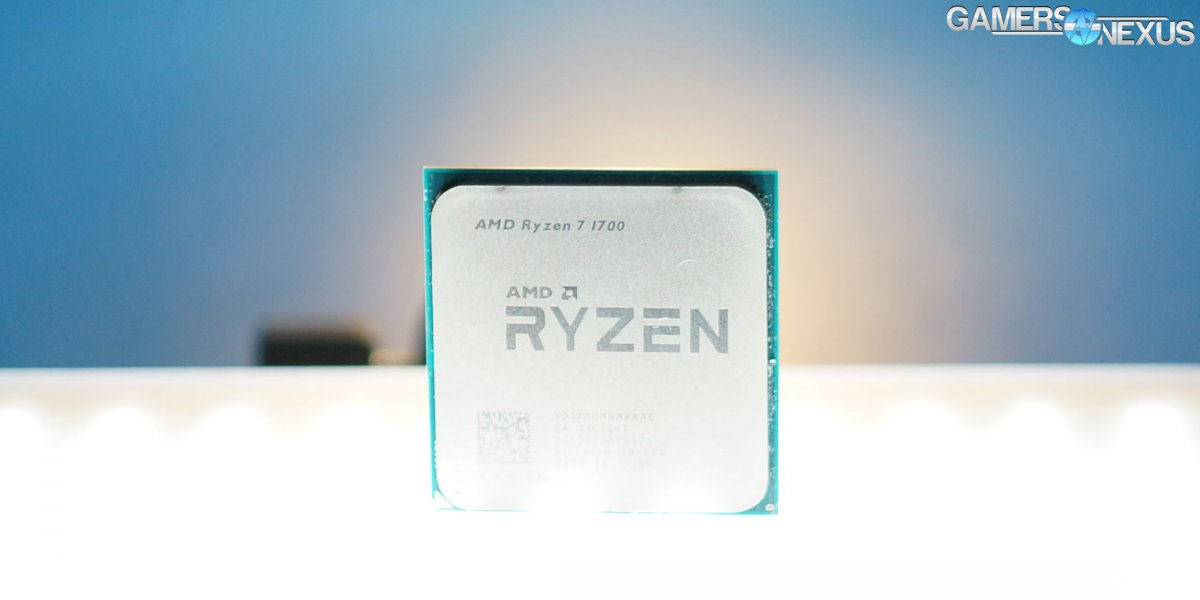 AMD R7 1700 Review: Ryzen's Champion