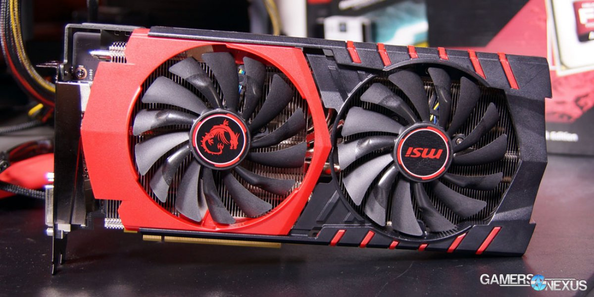 MSI Radeon R9 390X Gaming 8GB Review & Benchmark vs  GTX 980