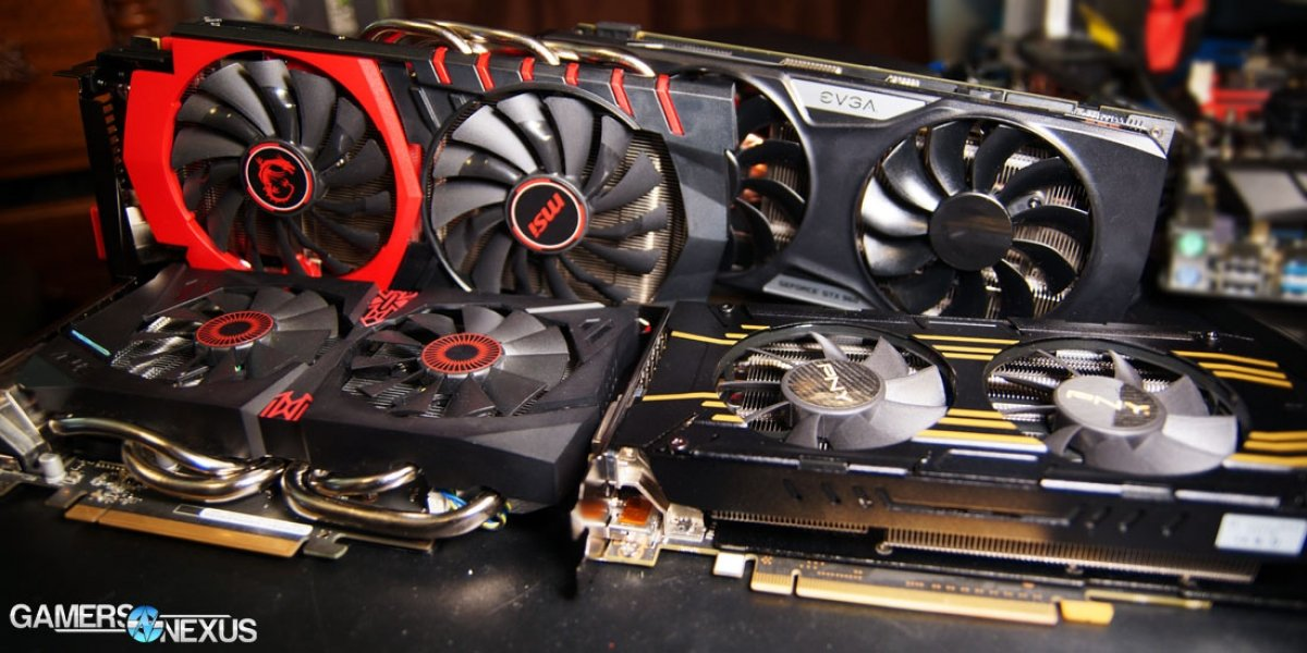 We Put EVGA, PNY, & MSI on Camera to Battle over Best Graphics Card | PAX East