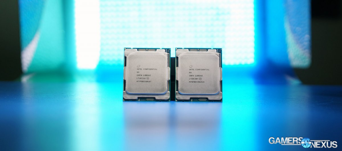 Intel i9-7980XE & 7960X Review: Delidded Thermals, Power, & Performance