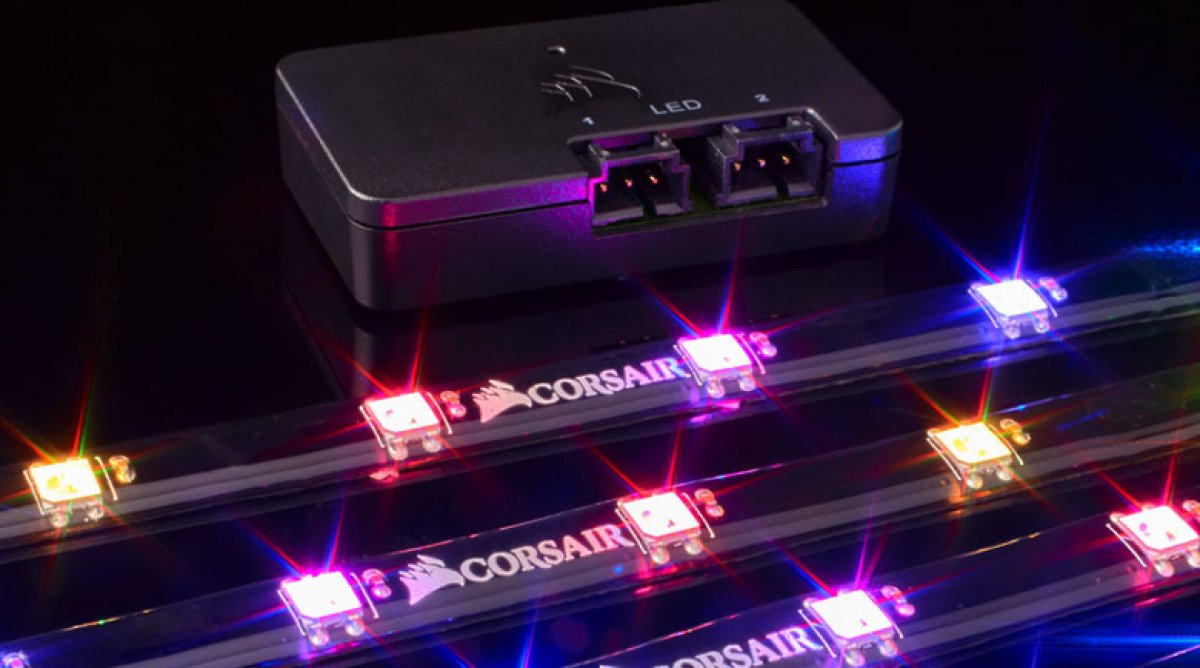 Corsair Lighting Node Pro RGB Controller Announced