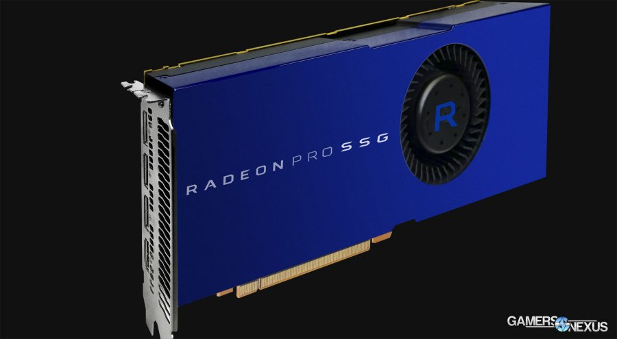 How the Radeon Pro SSG Works - The Basics