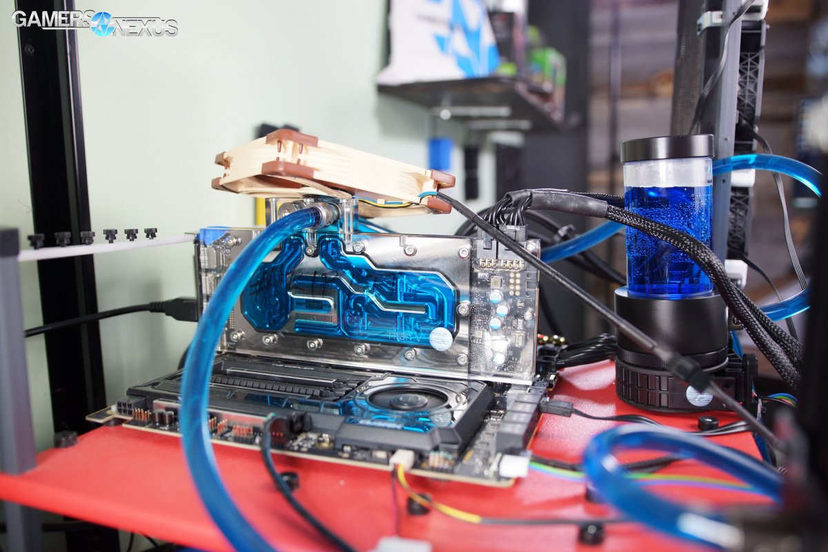 GN Takes 3rd, 4th Records in 3DMark Overclocking (#RIPLTT)