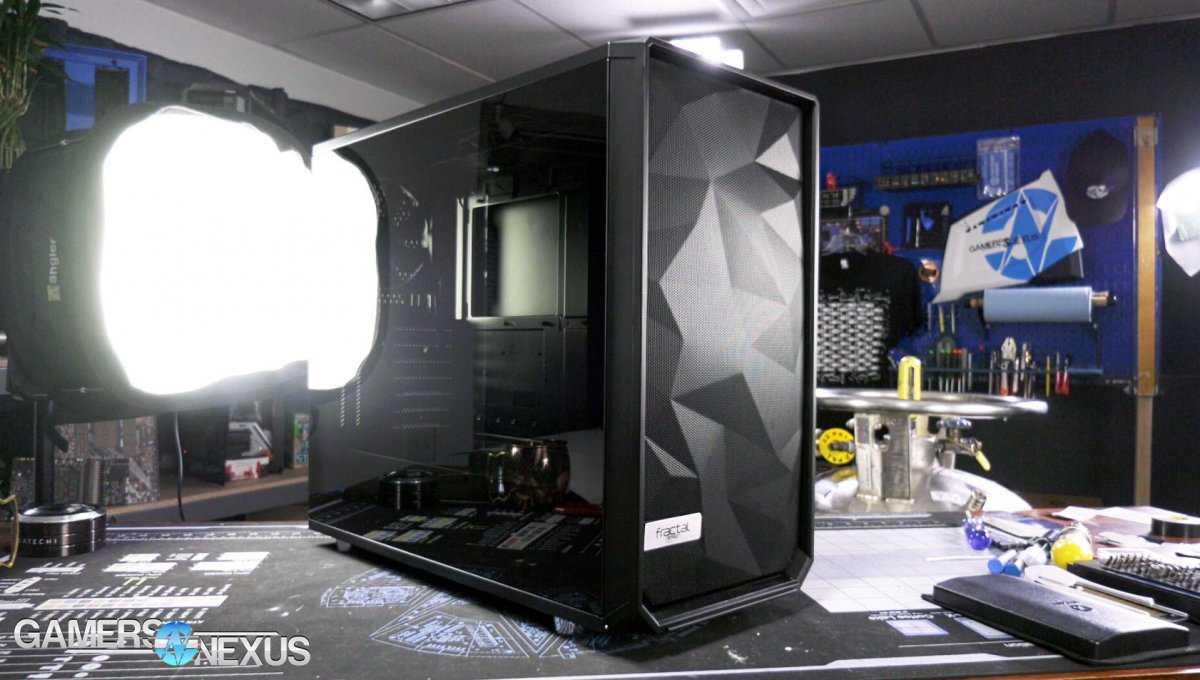 Fractal S2 Meshify Case Review - Improving Airflow in a Mid-Tower