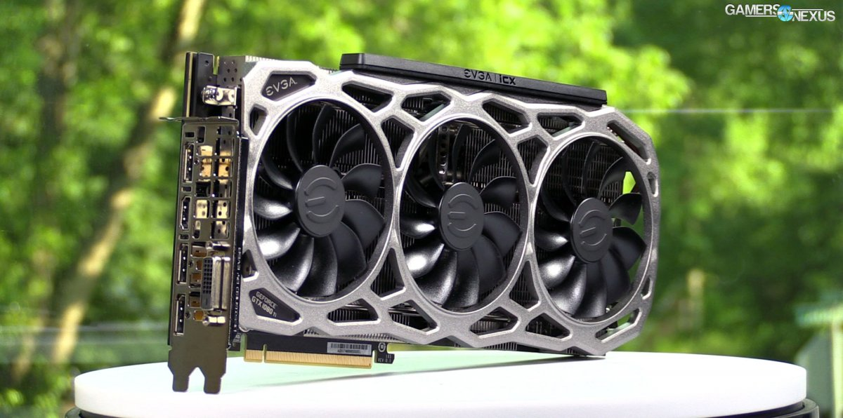 EVGA GTX 1080 Ti FTW3 Review: Hard to Justify vs  SC2