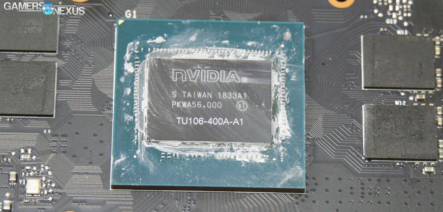 NVIDIA's Secret GPU: TU106-400A vs. TU106-400 Benchmark (2070 XC Ultra Review)