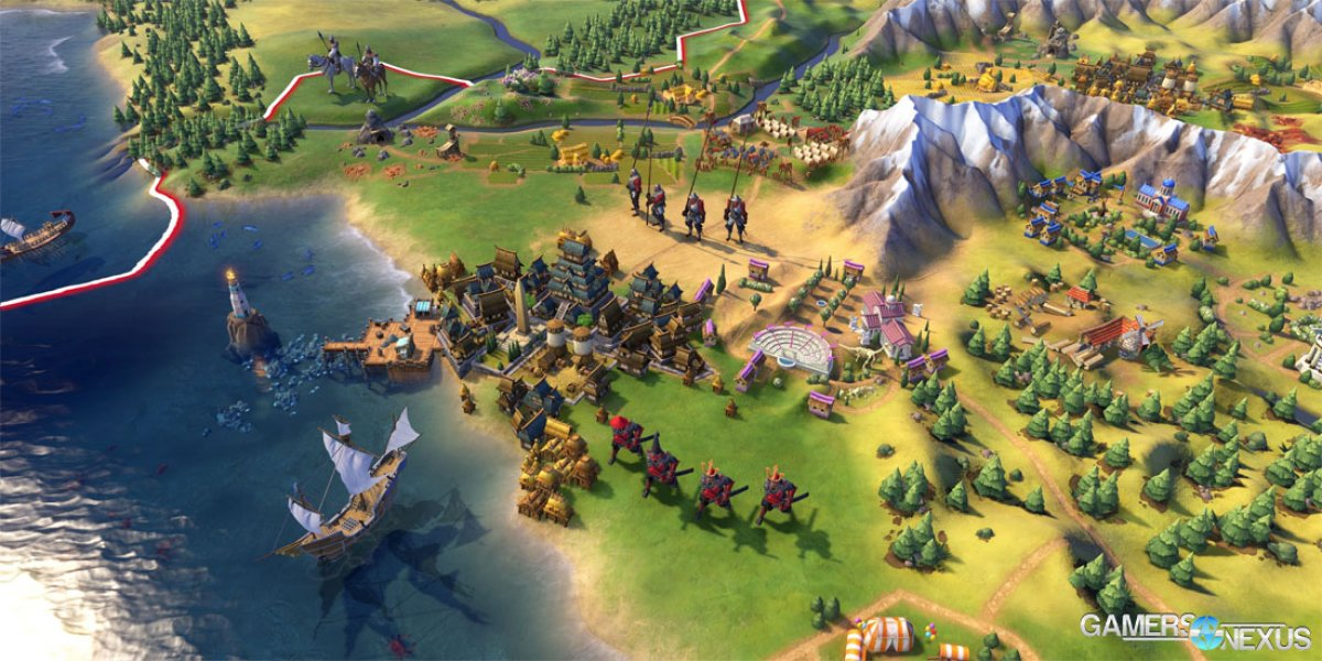 Civilization VI Announced, Makes Changes for Franchise's Mechanics