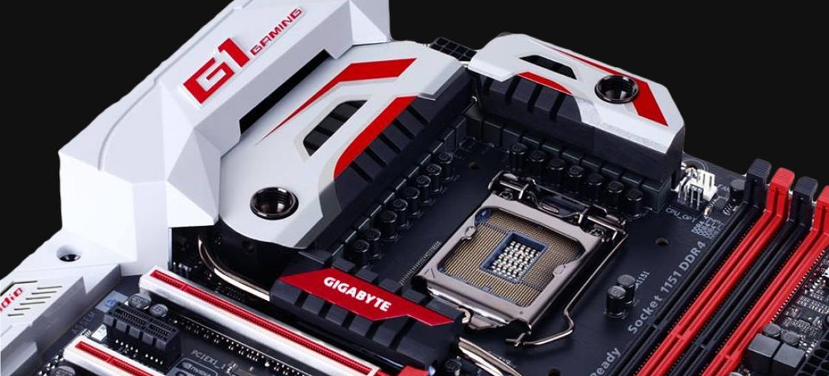 Gigabyte Showcases G1 Gaming Z170 Motherboard for Skylake