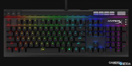 New HyperX Peripherals, RGB Memory Syncs Motherboards | CES 2017