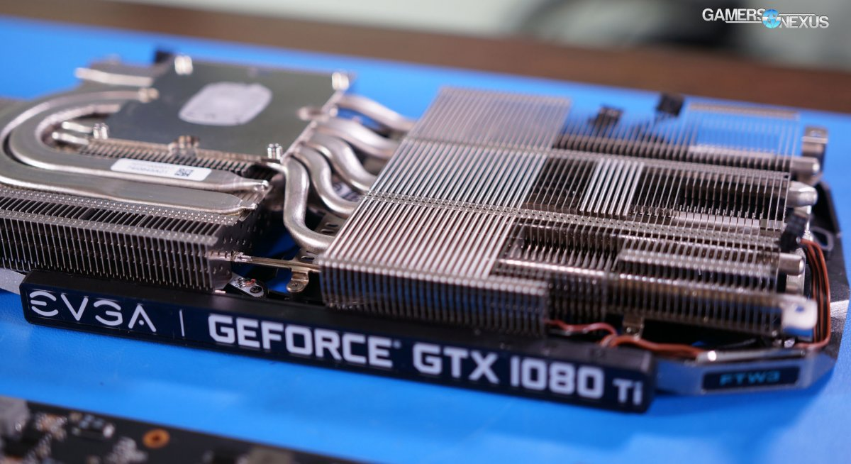 Evga 1080 Ti Ftw3 Pcb Analysis Over Engineering The Vrm