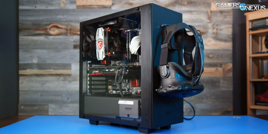Displaying Items By Tag Nzxt Gamersnexus Gaming Pc