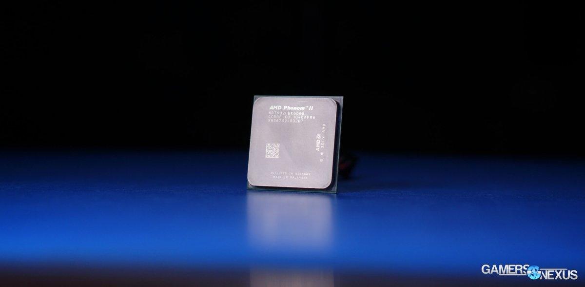 AMD Phenom II X6 1090T & 1055T in 2017: Benchmarks vs  Sandy Bridge