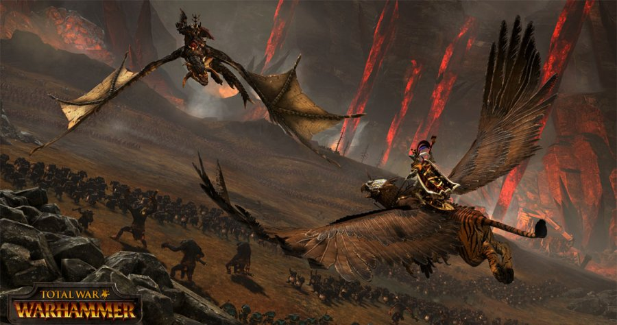 Total War: Warhammer Breaks Franchise Sales Records
