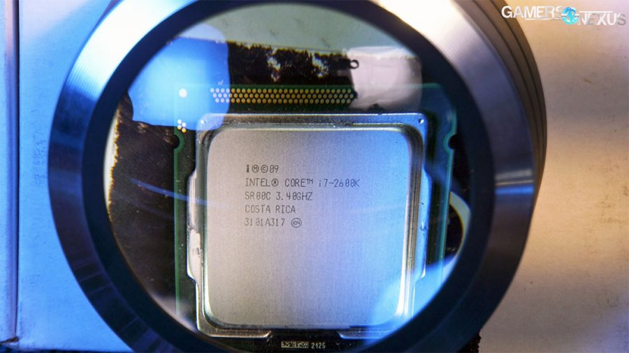 Intel i7-2600K Revisit: 2018 Benchmarks vs. 9900K, Ryzen, & More
