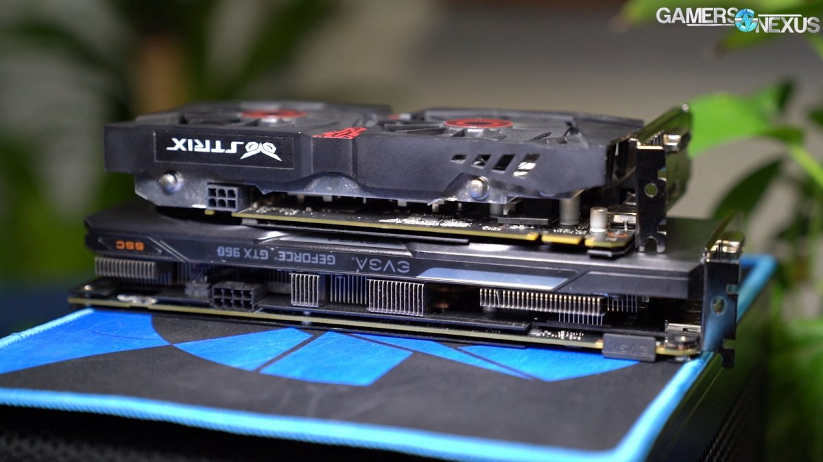 GTX 960 2GB vs. 4GB in 2019 – How Much VRAM Capacity Matters vs. GPU