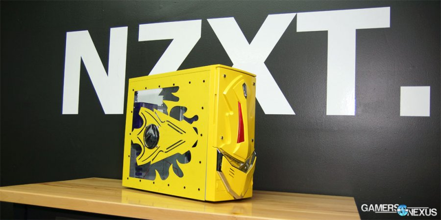 NZXT's First Case: The 2003 Guardian