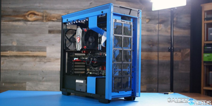 "NZXT H700i Case Review: Better Without the ""Smart"" Device"
