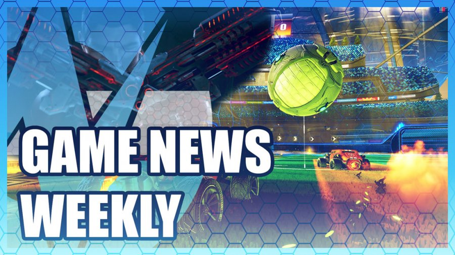 Week's Game News: Paragon F2P, Rocket League Champs, & Metal Games