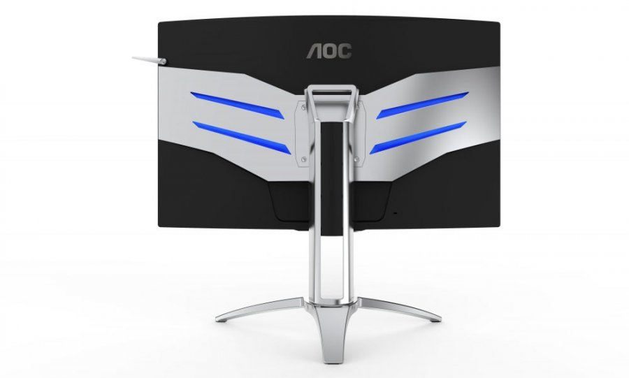 AOC AG322QCX & AG272FCX Curved 16:9 Displays Announced