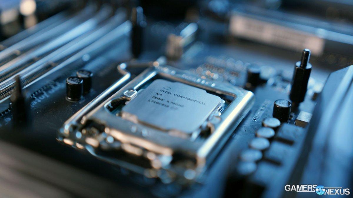 Intel i7-8700K Review vs  Ryzen: Streaming, Gaming