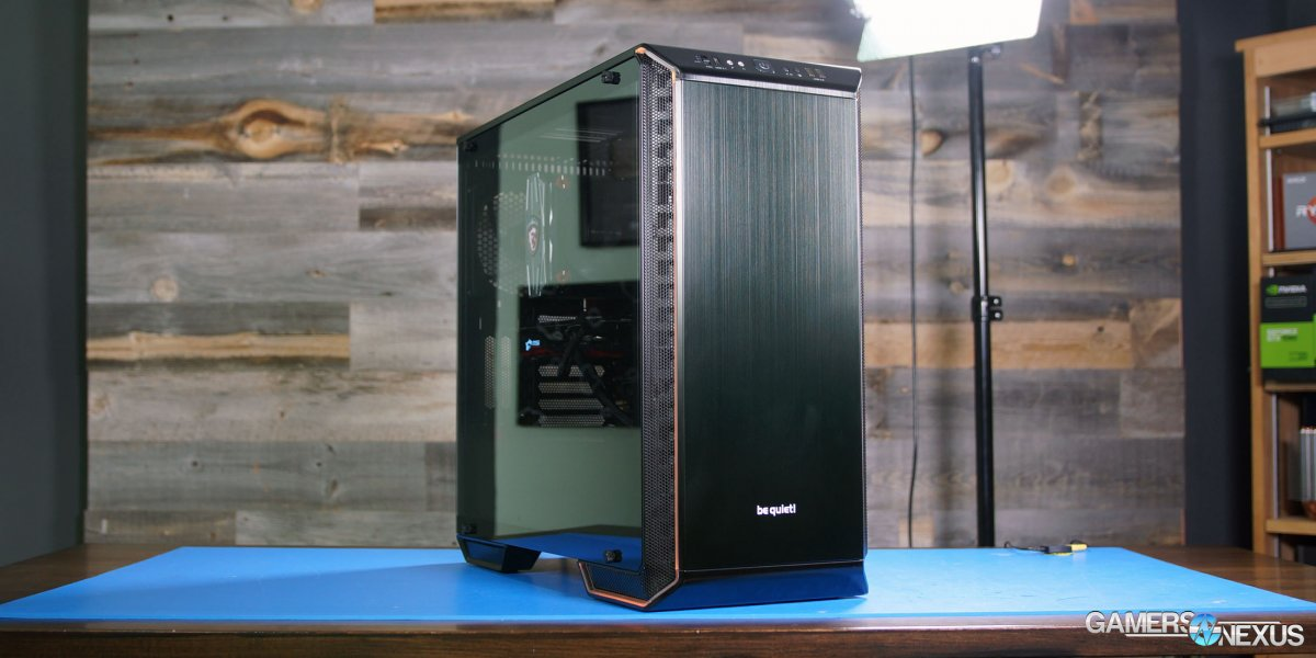 Be Quiet! Dark Base 700 Case Review