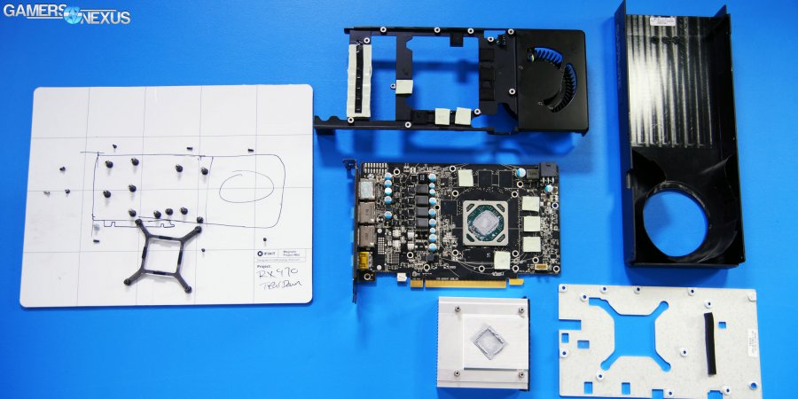 Sapphire RX 470 Platinum Tear-Down: Worse VRM & Cooler, Same Price as 480 4GB