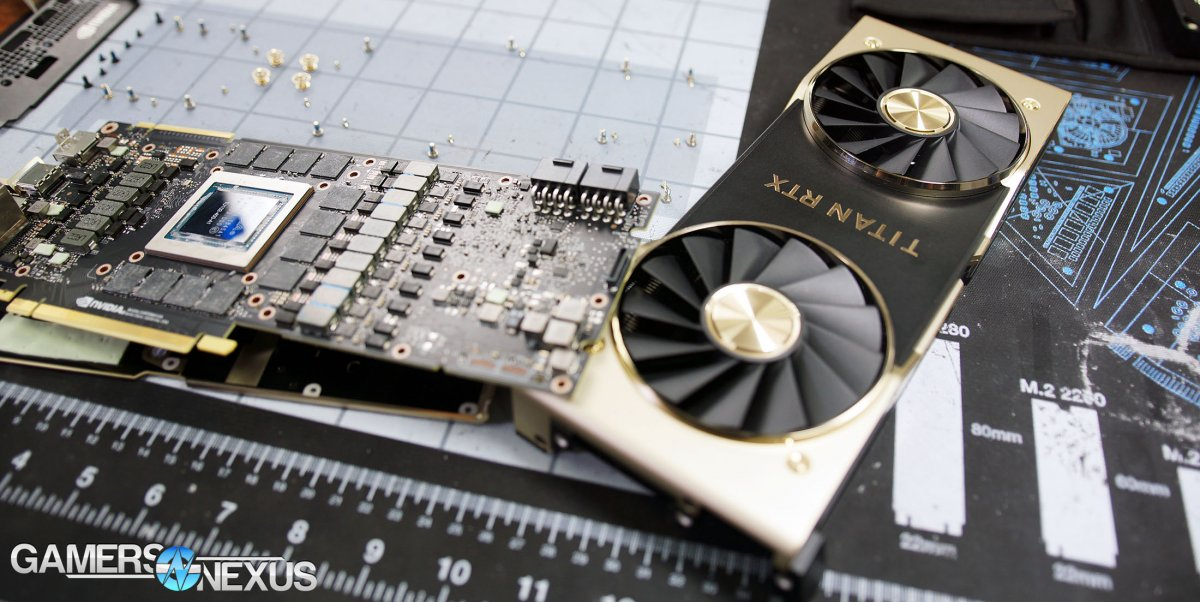 NVIDIA Titan RTX Review: Overclocking, Gaming, Power, & Thermals