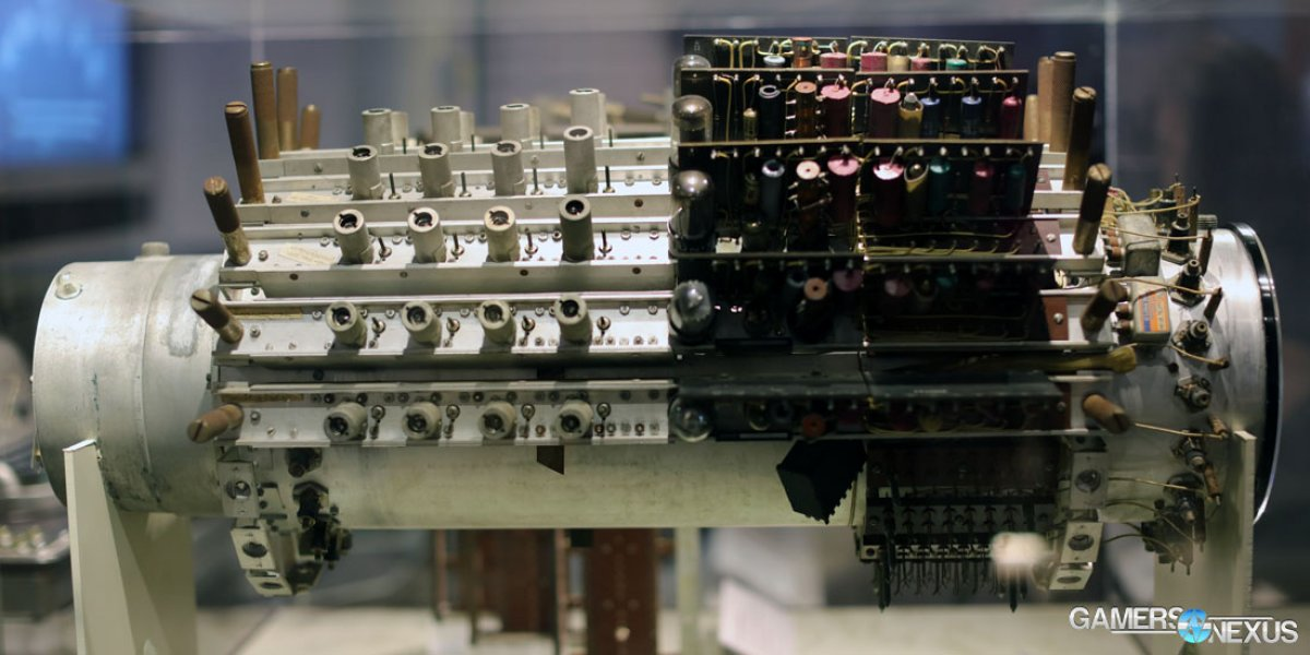 Part of the UNIVAC.