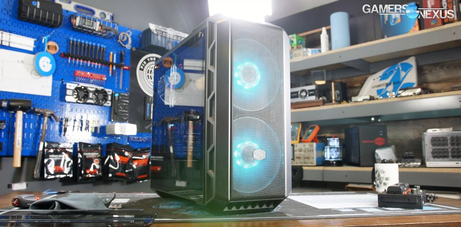 Cooler Master H500 Case Review: Strongly Recommended at Its Lower Price