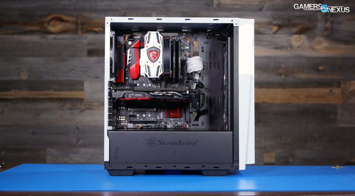 SilverStone Redline RL06 Case Review - High-Performance Mid