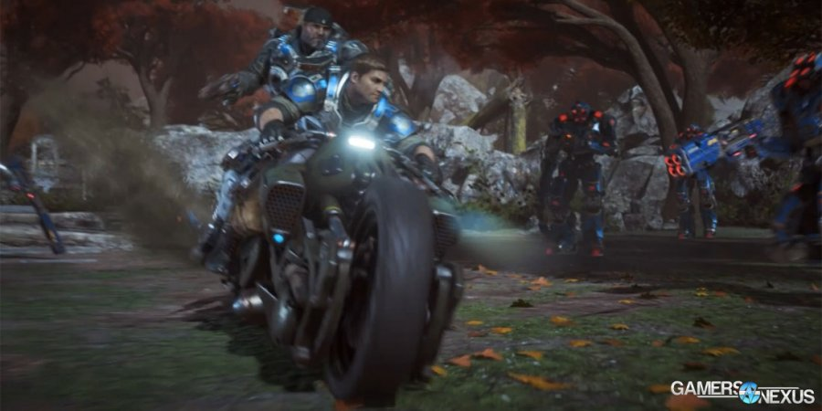 Gears of War 4 PC Review - Controls, Gameplay, & Windows Store