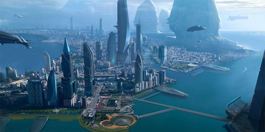 Chris Roberts on Star Citizen's Procedural Planets, Alpha 3.0, & CitizenCon