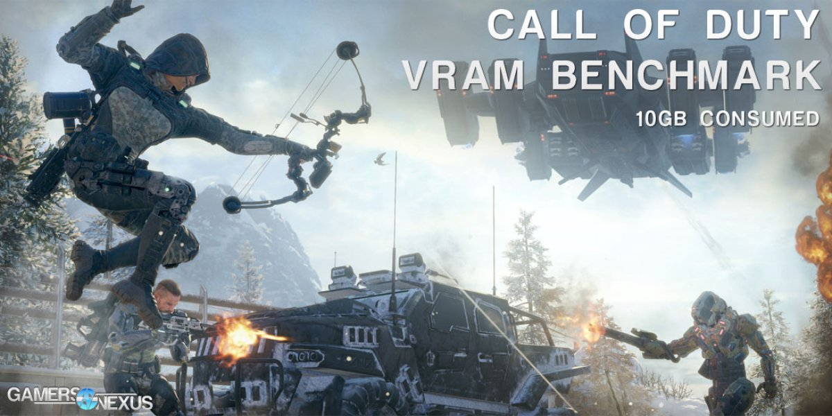 Call of Duty: Black Ops III VRAM Consumption – Up to 10GB on Titan X
