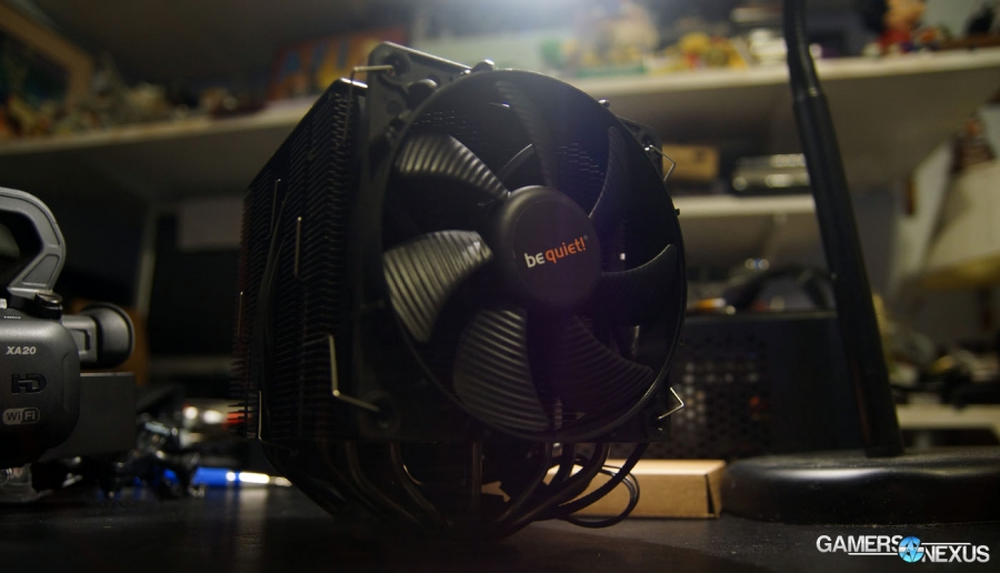 Hardware Sales: Massive CPU Cooler, Smaller CPU Cooler, & Budget X99 Board