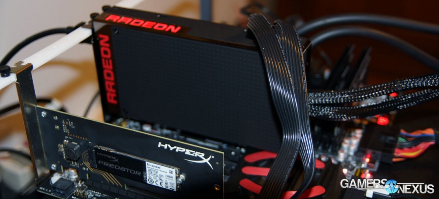 AMD R9 Fury X Press Drivers vs. Release Drivers on Retail Hardware | Benchmark