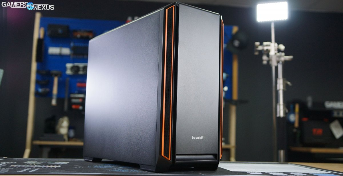 be quiet! Silent Base 601 Case Review - Silence-Focused Enclosure