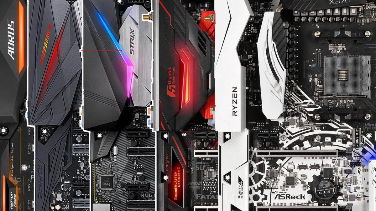 The Best Ryzen Motherboards for Overclocking (X370 & B350 AM4)