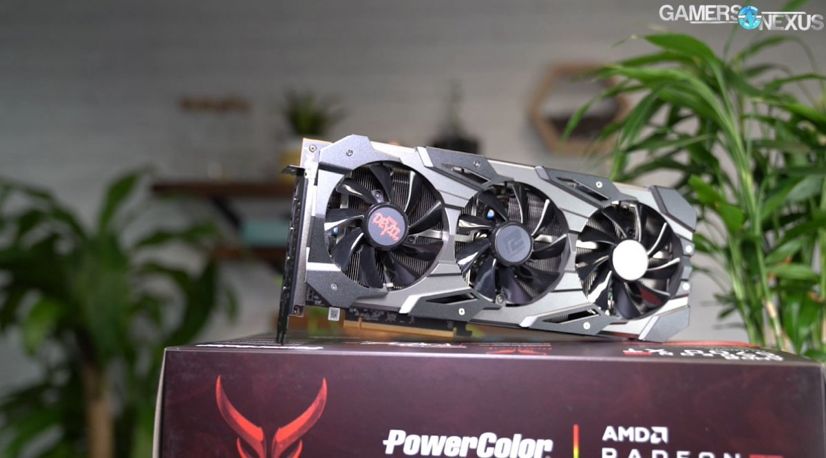 PowerColor RX 5700 XT Red Devil Review vs. Sapphire Nitro+, Gaming X, & More