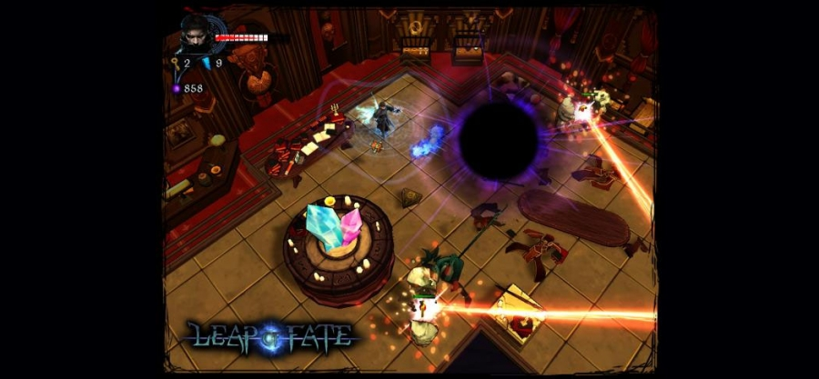 PAX East Leap of Fate Preview: Procedurally Generated CyberPunk Action RPG